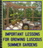 Important Lessons for Growing Luscious Summer Gardens - PLR