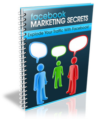 Product picture Facebook Marketing Secrets (PLR)