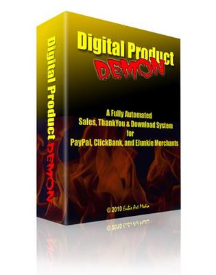 Product picture Digital Product Demon (MRR)