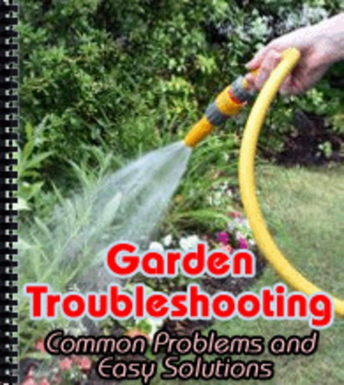 Product picture Garden Troubleshooting - PLR