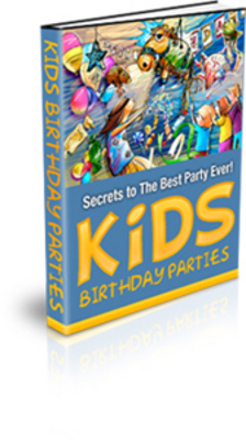 Product picture Kids Birthday Parties (MRR)